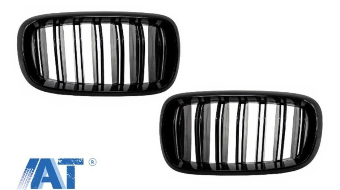 Pachet Exterior Complet compatibil cu BMW X6 F16 (2015-up) X6M Design
