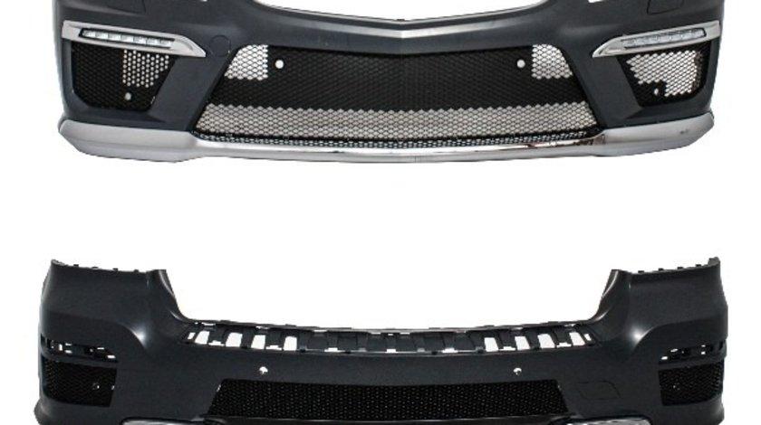 Pachet Exterior Complet GLK (X204) (2013-2015) Facelift AMG Design