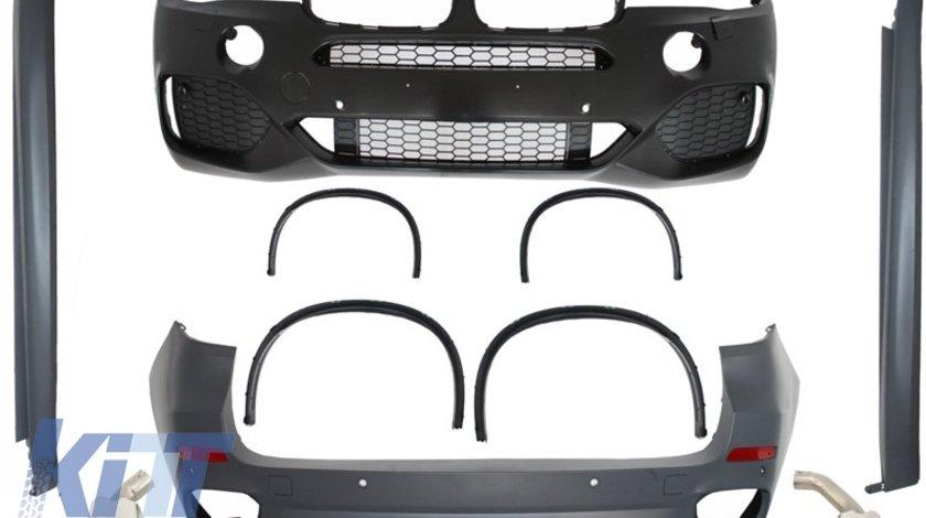 Pachet Exterior Complet M BMW X5 F15 (2013-up) X5 M Sport Design