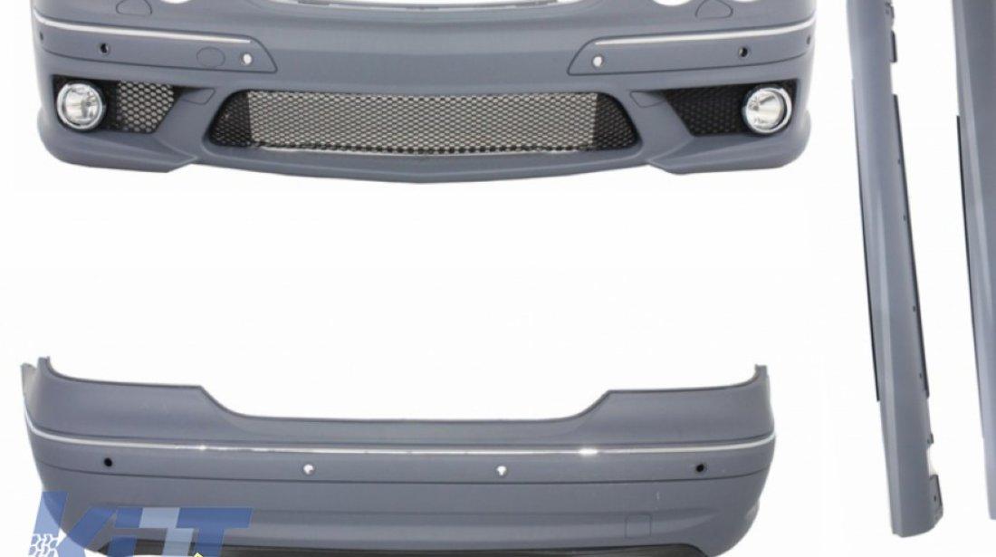 Pachet Exterior Complet Mercedes Benz W209 CLK 2002 2009 AMG Design