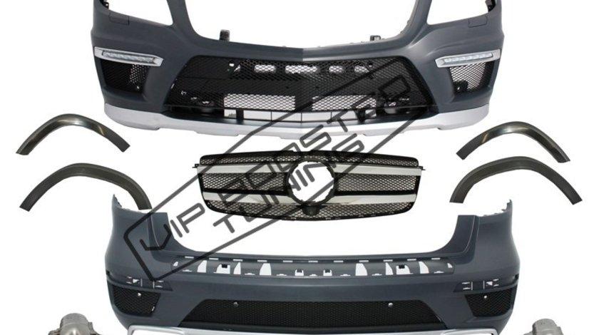 Pachet Exterior Complet Mercedes GL-Class X166 (2012-up) GL63 Design