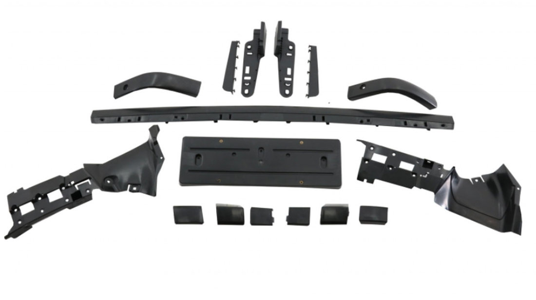 Pachet Exterior Complet PORSCHE Cayenne Facelift (14-17) GTS Design