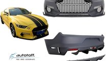 Pachet exterior Ford Mustang 6 (15-17) Rocket Styl...