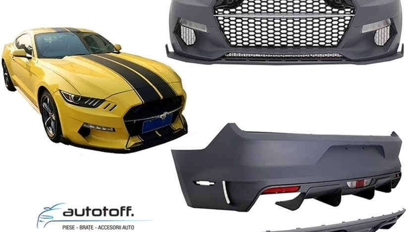 Pachet exterior Ford Mustang 6 (15-17) Rocket Style Design