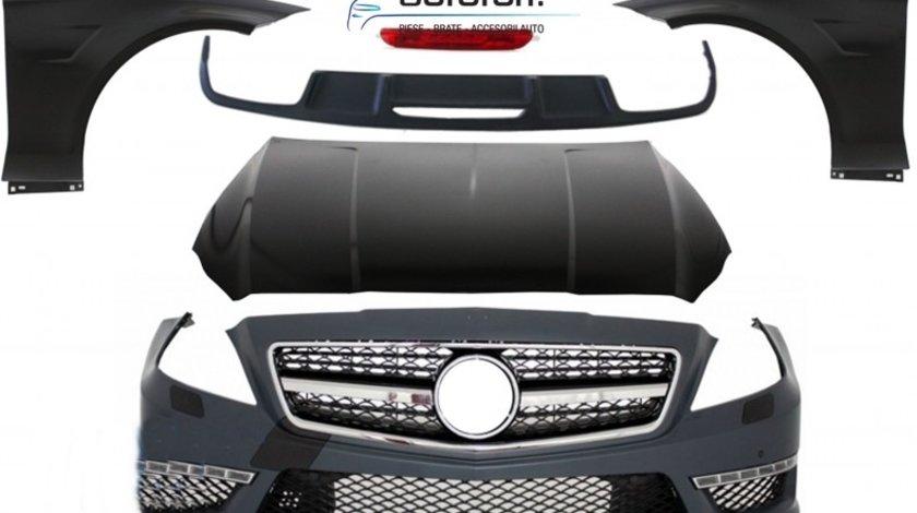 Pachet exterior Mercedes CLS W218 (11-18) CLS63 Design