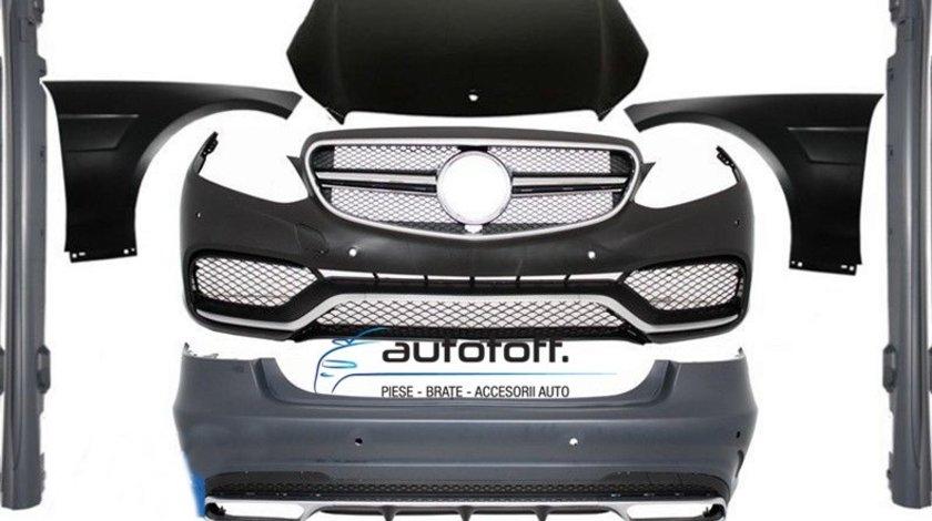 Pachet exterior Mercedes E-Class W212 Facelift (13-16) E63 Design