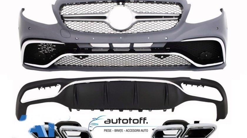 Pachet exterior Mercedes E-Class W213 (2016+) AMG Design