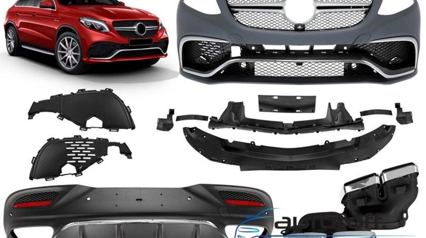 Pachet exterior Mercedes GLE Coupe C292 (15-19) AMG 63 Design