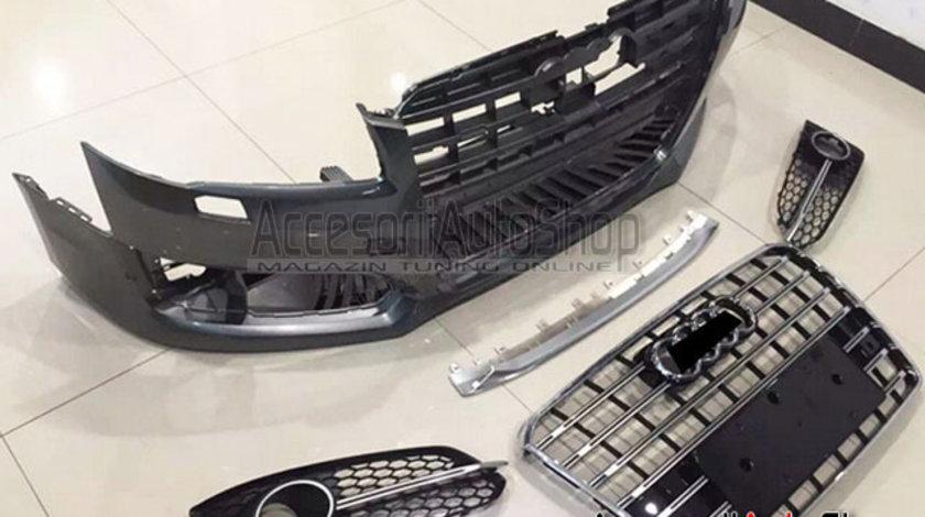 Pachet Exterior S8 AUDI A8 D4 2014 - 2016