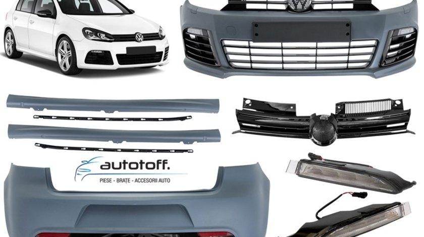 Pachet exterior VW Golf 6 (08-13) R20 Design