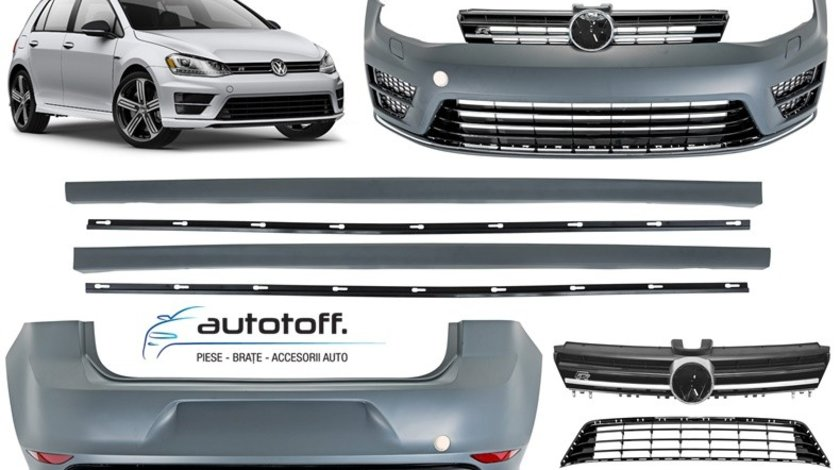 Pachet exterior VW Golf 7 (13-17) R Design