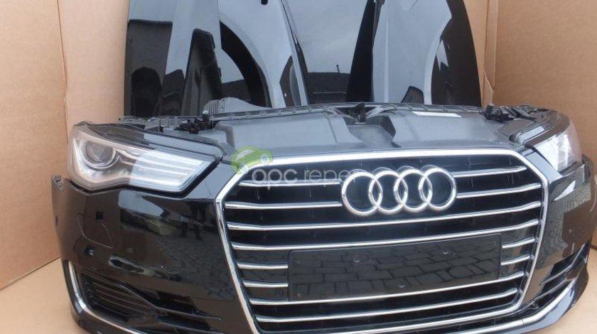 Pachet Fata Completa Audi A6 4G Facelift 2016 Original