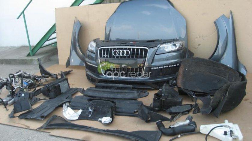 Pachet Fata Completa Audi Q7 4L Facelift S-line Orinal
