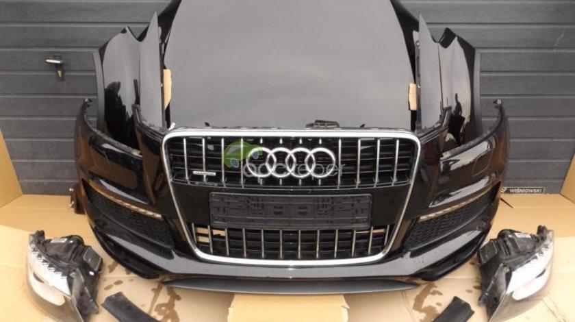 Pachet Fata Completa Audi Q7 4L S-line 3,0TDi Original