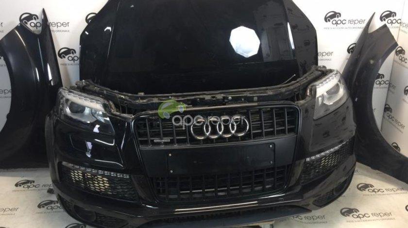 Pachet Fata Q7 S line Fata completa Audi Q7 3,0Tdi S-line 2013