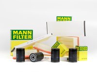 PACHET FILTRE MANN AUDI A4 1.9 diesel 2000-2004