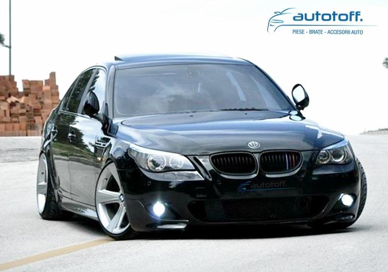 Pachet M BMW E60 seria 5 - Bodykit BMW E60 M-pachet (04-07)