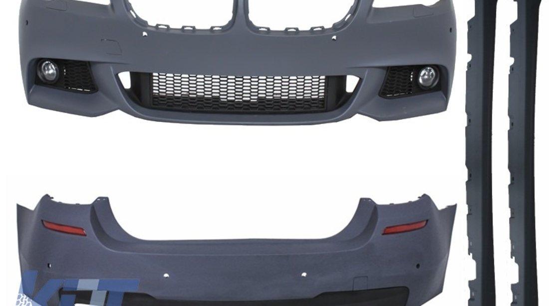 Pachet M Exterior BMW F11 Seria 5 Touring / Break (2010-up) M-Technik Design