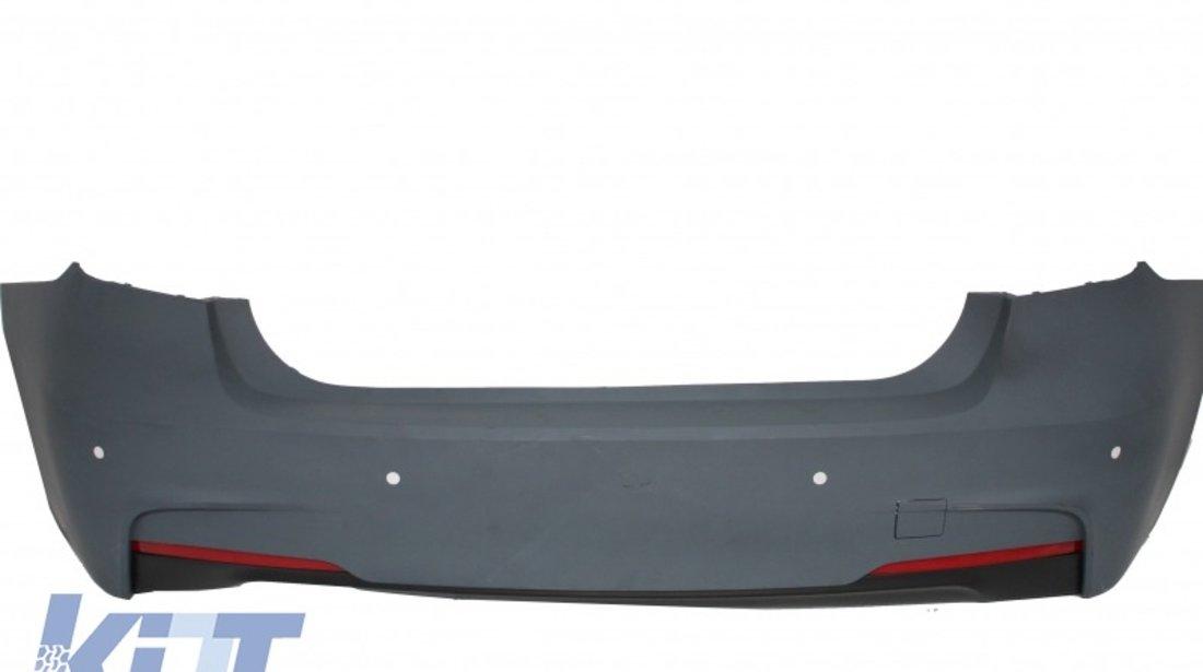 Pachet M Exterior BMW Seria 3 Touring / Break F31 (2011-up) M-Technik Design
