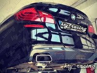 PACHET TIPSURI EVACUARE TOBA + DIFUSOR BMW F10 F12 F13 550I 550D 650I 650D RETROFIT
