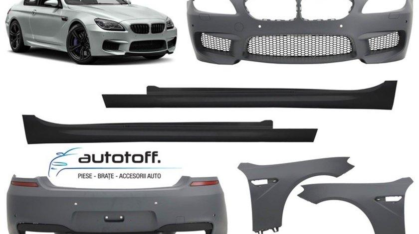 Pachete exterior BMW F06 Seria 6 Gran Coupe (11-17) M6 Design