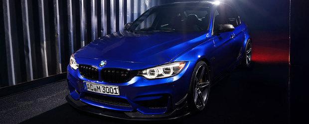 Pachetul celor de la AC Schnitzer te va face sa iti doresti si mai mult BMW-ul M3 sau M4