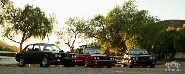 Pactul de 10.000 dolari si pasiunea unei familii pentru BMW E28