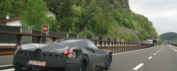 Pagani C9 revine in prim plan!