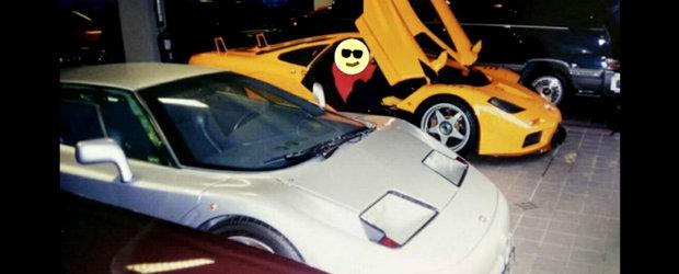 Pana acum nimeni nu a stiut ce are in colectie. Ce masini extraordinare are de fapt vestitul Sultan din Brunei