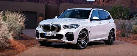 Pana la sfarsitul anului se va umple tara de ele. Cat costa in Romania noua generatie BMW X5