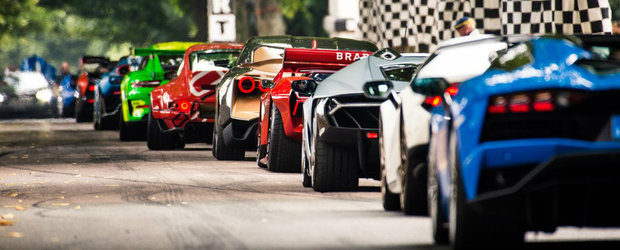 Pandemia de coronavirus mai afecteaza un eveniment auto. Goodwood Festival of Speed a fost AMANAT