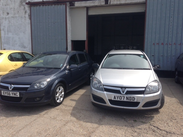 Panou buton avarie Opel Astra H