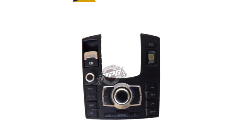 Panou central/ Consola MMI AUDI A8 D3 4E an 2003 - 2010