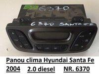 Panou clima Hyundai Santa Fe