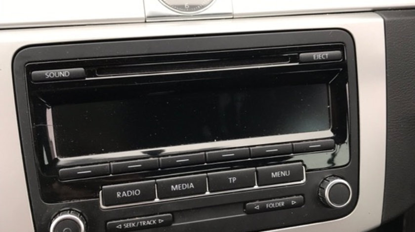 Panou clima Volkswagen Passat B7