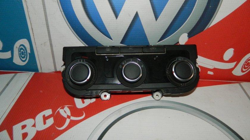 Panou climatizare VW Golf 6 cod: 7N0907026AM