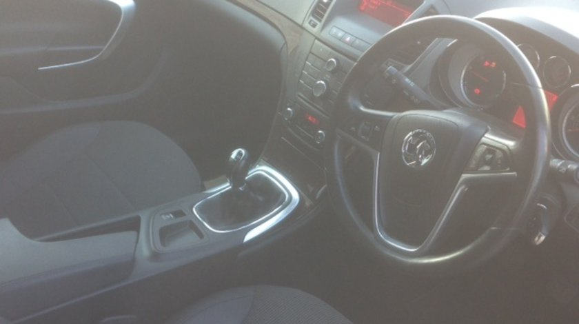 Panou climatronic Opel Insignia 2.0 cdti