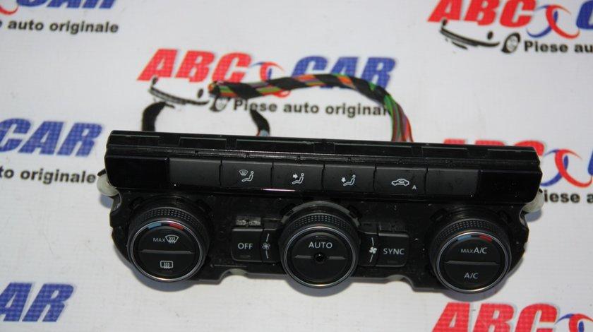 Panou climatronic VW Tiguan 5N cod: 1K8907044BE model 2015