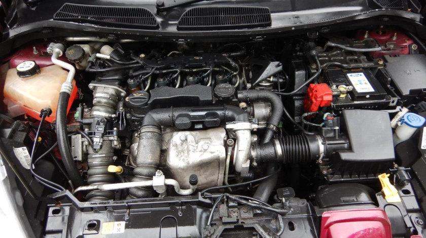 Panou comanda AC clima Ford Fiesta 6 2009 Hatchback 1.6 TDCI