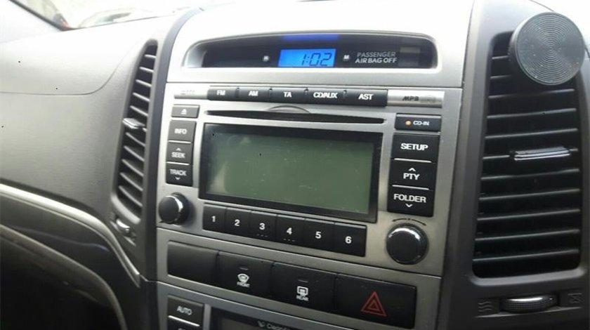 Panou comanda AC clima Hyundai Santa Fe 2011 suv 2.2