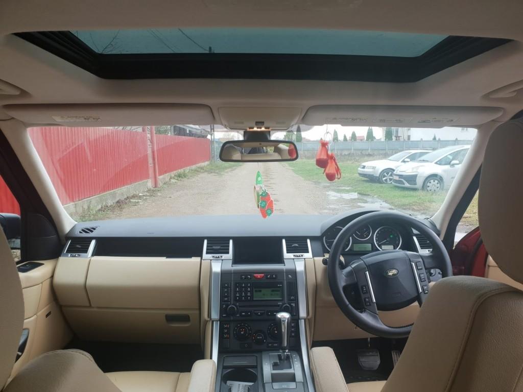 Panou comanda AC clima Land Rover Range Rover Sport 2007 4x4 2.7 tdv6 d76dt 190cp