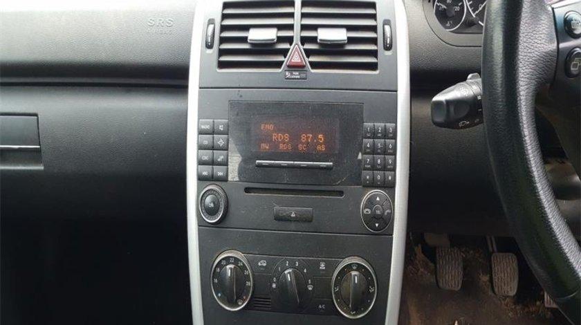 Panou comanda AC clima Mercedes A-CLASS W169 2008 Hatchback 180 CDi