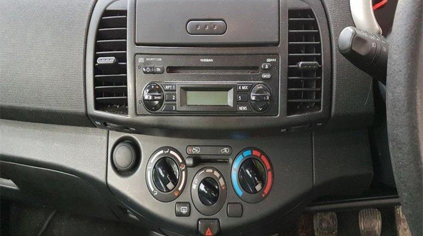 Panou comanda AC clima Nissan Micra 2009 Hatchback 1.2 i