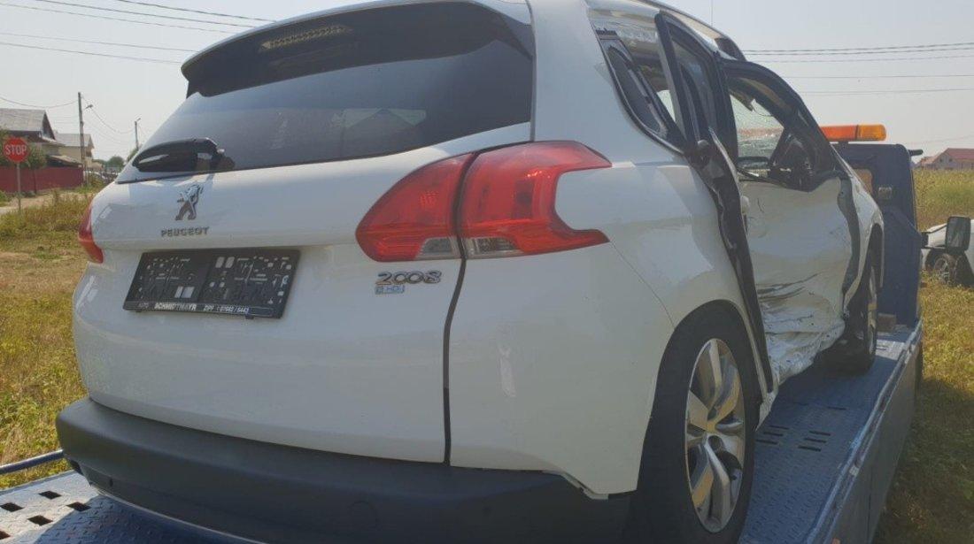 Panou comanda AC clima Peugeot 2008 2014 hatchback 1.6 hdi 9hp