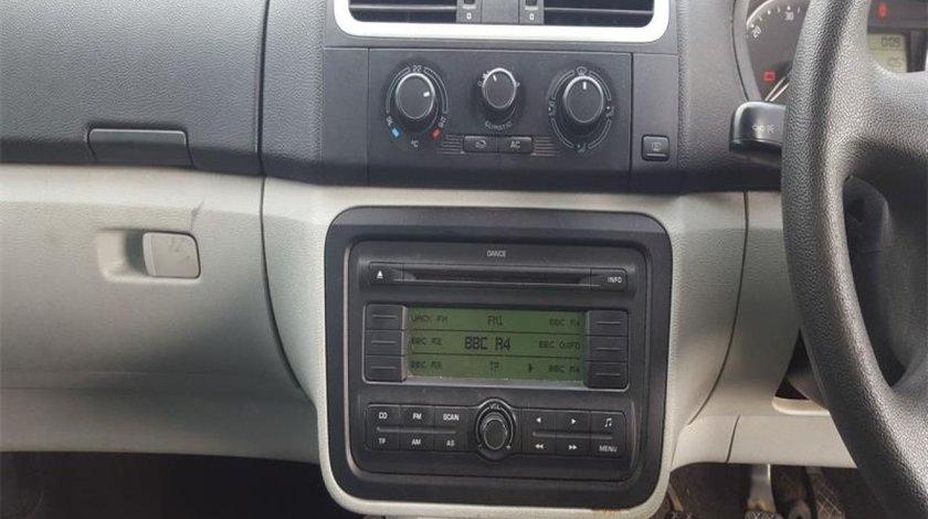 Panou comanda AC clima Skoda Roomster 2006 MPV 1.4 TDi