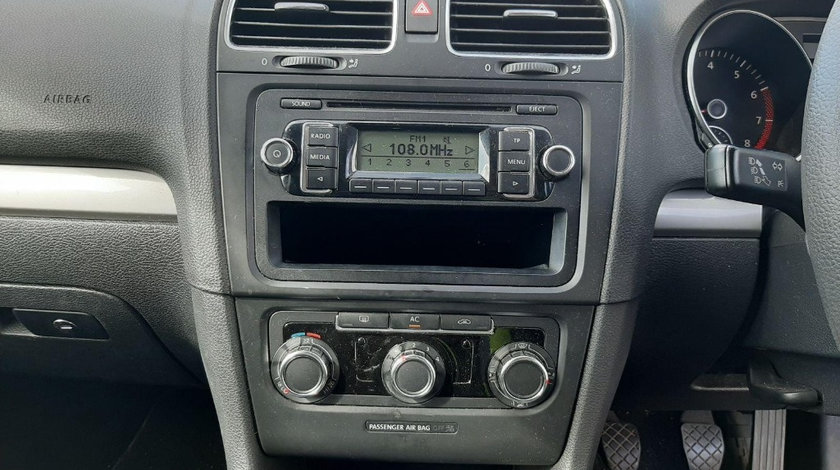 Panou comanda AC clima Volkswagen Golf 6 2009 Hatchback 1.4 FSI