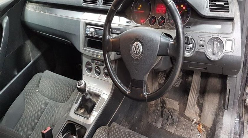 Panou comanda AC clima Volkswagen Passat B6 2006 Break 2.0 TDi
