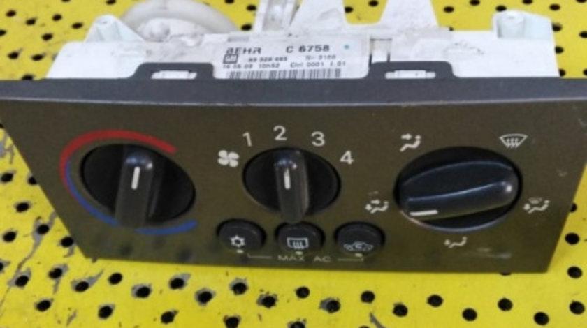 Panou Comanda Clima Opel Meriva oricare 93329465