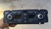 Panou comanda climatronic AUDI A8 4e 2004 2005 200...