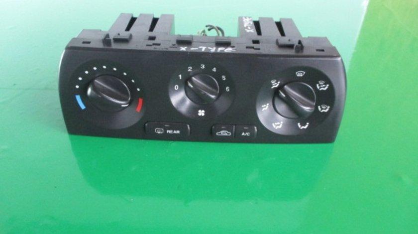 PANOU / COMANDA / CONSOLA AER / AC COD 1X4H19980BG JAGUAR X-TYPE FAB. 2001 - 2009 ⭐⭐⭐⭐⭐